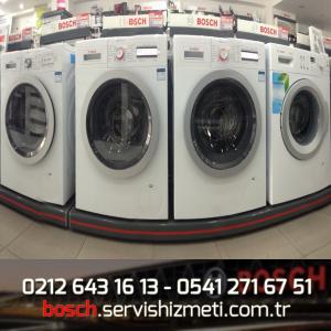 Bosch Çamaşır Makinası
