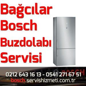 bağcılar bosch buzdolabı servisi