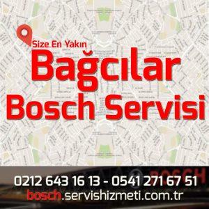 bağcılar bosch yetkili servisi